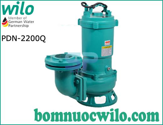 Máy bơm chìm hút nước thải Wilo PDN 2200Q