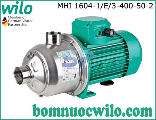 Máy bơm ly tâm trục ngang WILO MHI1604-1/E/3-400-50-2